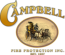 Campbell Fire Protection Inc. Footer Logo